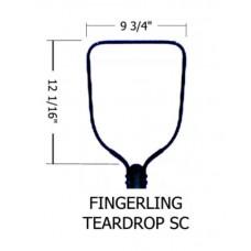 Duraframe Fingerling Teardrop SC