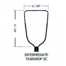 Duraframe Intermediate Teardrop SC Dipnet