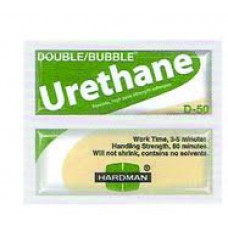 Hardman Double Bubble Green/Beige Urethane