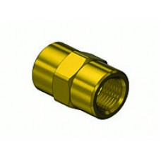 Brass Coupling 1/8""