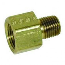 "Adapter, 1/4"" Int NPT x 1/8"" Ext NPT"