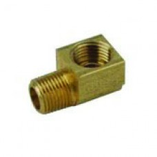 "90° Street Elbow Block 1/4"" NPT"