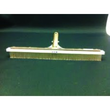 Nylon Pile Brushes, Stiff white