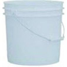Plastic Pail with Lid 2 Gallon