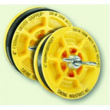 Plastic Gripper Mechanical Plugs, Inside Plug 4""