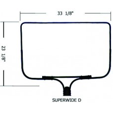 Duraframe Super Wide D Dipnet