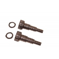 Inlet/Outlet Hose Barb Set for ECF10