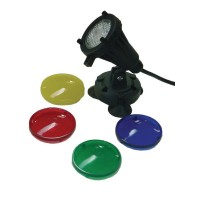 20 Watt Submersible Light With Lens
