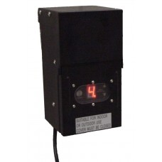 Transformer for Low Voltage Lighting, 300 W, Photo Eye
