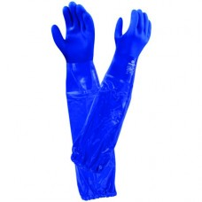 Insulated Gauntlet-Blue