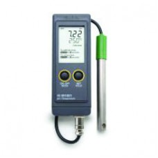 Hanna Instruments Waterproof Portable Rugged pH/ORP Temperature Meter