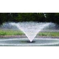 KASCO VFX Aerating Fountain, 1 HP