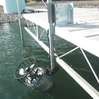 Universal Dock Mount for Surface Aerators