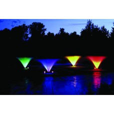 KASCO RGB LED 6 Light Kit for 2-3 HP Aerating Fountains