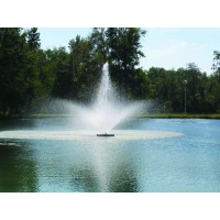 JF Series Decorative Fountains - 3/4 HP, 115V