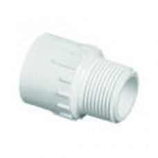 PVC Male Adapter - 2 1/2""