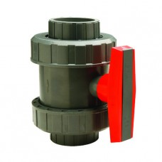 True Union Ball Valve, 1 1/2""