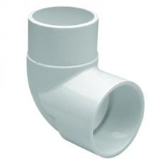 """PVC 90° Street Elbow - 1/2"""""""