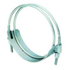 SPIRALITE Hose Clamps, 5""