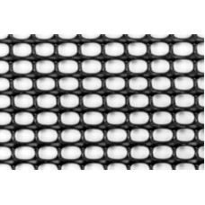 "Square Mesh Plastic Netting, 1/8"" x 1/8"""