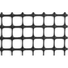 "Square Mesh Plastic Netting, 1/4"" x 1/4"""