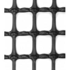 "Square Mesh Plastic Netting, 1/2"" x 1/2"""