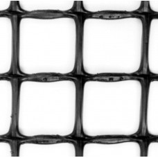 "Square Mesh Plastic Netting, 3/4"" x 3/4"""