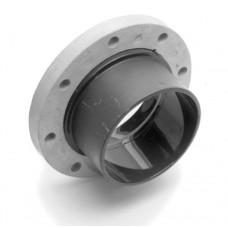 "Van Stone Two Piece Flange, 8"" Female Slip"