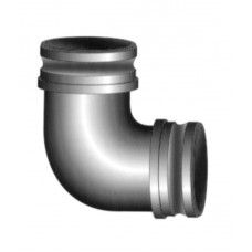 "Camlock 90° Elbow Male Adapters 6""x6"""