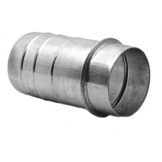 "Ringlock 4"" Male Adapter X Hose Shank"
