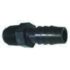 "Hose Adapter 1/4"" Male Thread x 1/4"" Hose Shank"