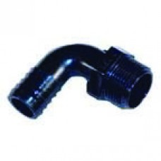 "90°  Elbow Adapter 1/4"" MPT x 3/16"" HS"