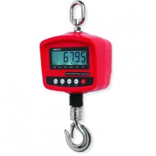 Chatillon Digital Hanging Scale, 132 lb x .04