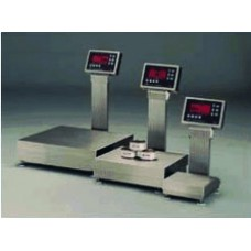 MSI Over/Under Washdown Digital Scale, 12 x .005 lb