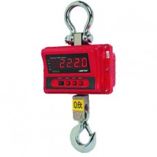 Chatillon Digital Crane Scale 1320 lb x .5 lb