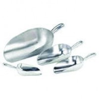 Aluminum Feed Scoop 57 oz