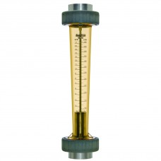 Water Flow Meter, High Volume 0.3 to 3 GPM / 1.5 to 11.5 LPM