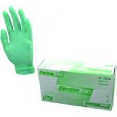 Derma Thin Disposable Gloves Small/Medium