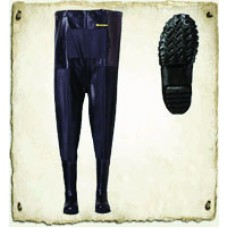 LaCrosse Commercial Chest Wader, Rubber