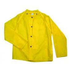 "Polyurethane Rain 30"" Jacket w/o Hood"