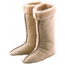 Knee High Pile Socks