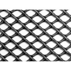 """Diamond Mesh Plastic Netting, 1/4"""" x 1/4"""""""