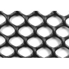 """Diamond Mesh Plastic Netting, 1/2"""" x 1/2"""""""