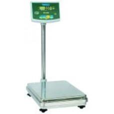 Accu-Weigh Over/Under Washdown Digital Bench Scale, 60 lb x .02 lb